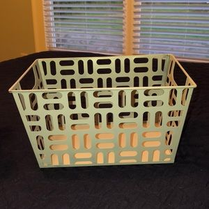 Other - Grey baskets,,,, $15 for all 6 or $3 each basket